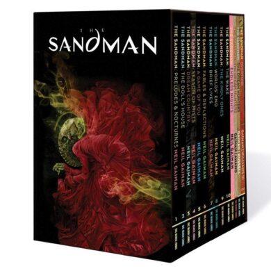 amazon-lancara-box-do-sandman-antes-da-serie-netflix