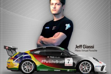 Jeff Giassi | Confira a entrevista com o piloto oficial Porsche eSports