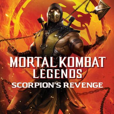 Mortal Kombat Legends: A Vingança de Scorpion está disponível no Brasil