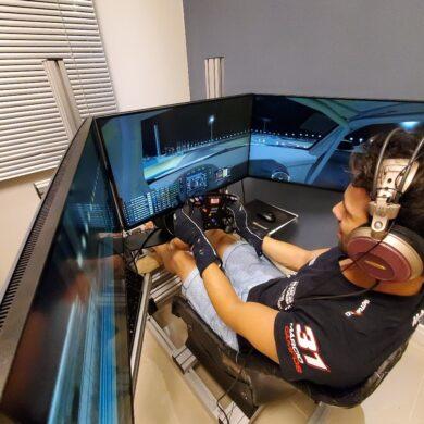 Porsche eSports | Entrevista com piloto da Stock Márcio Campos