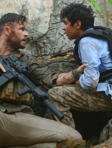 Resgate   Crítica do novo filme de ação produzido pela Netflix
