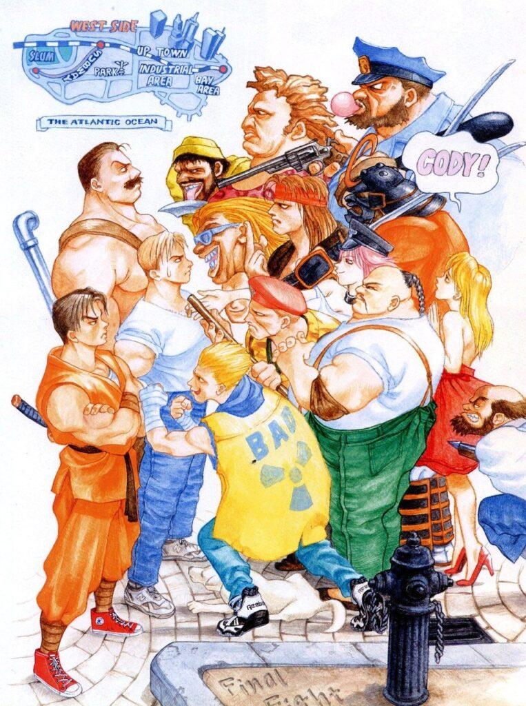 Street Fighter 2 | Capcom quase deu a luz a Street Fighter '89