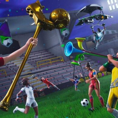 Epic Games cancela Copa do Mundo de Fortnite por conta da pandemia