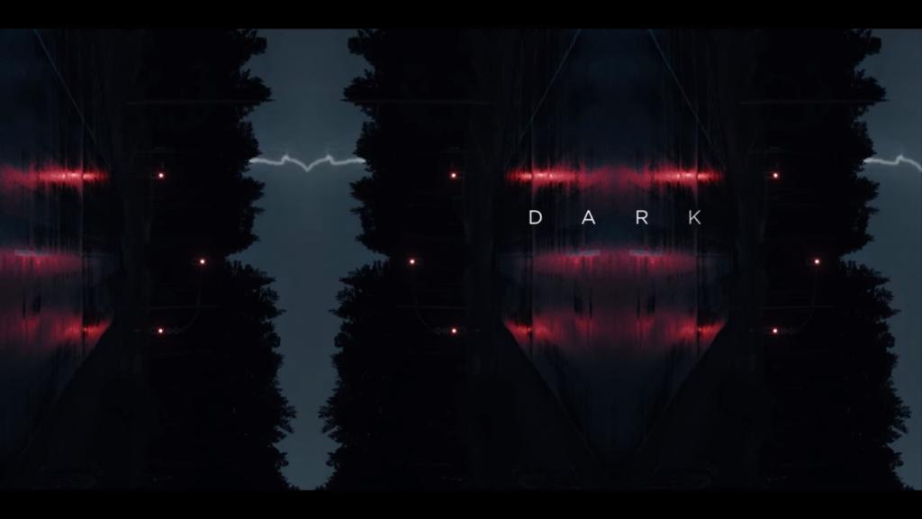 Cena da abertura da 1ª temporada de Dark
