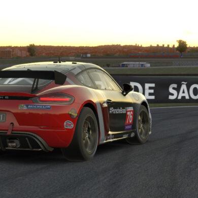 Porsche eSports Sprint Challenge começa nesta quarta em Interlagos