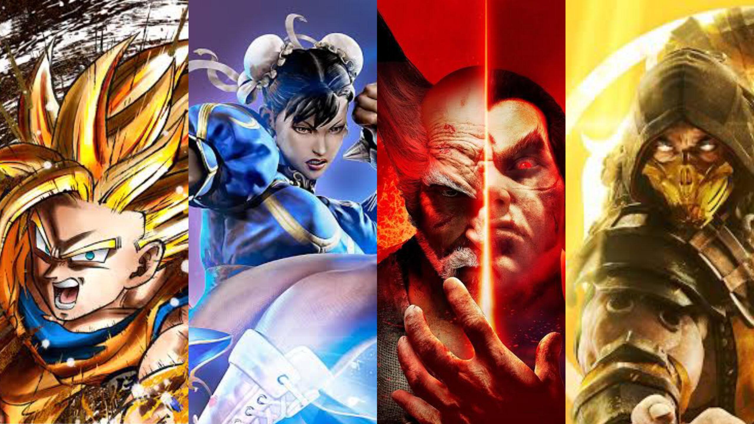 Fighting Games   Saiba onde acompanhar os grandes torneios de eSports