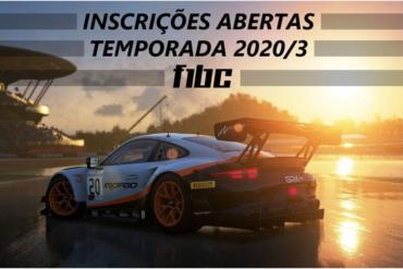 F1BC abre as inscrições para os campeonatos da temporada 2020/3
