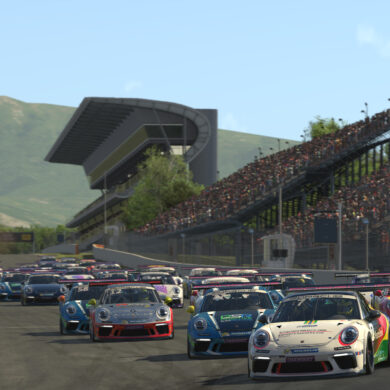 iRacing   Porsche esports Carrera Cup Brasil – Etapa de Barcelona