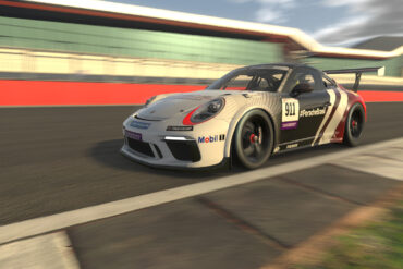 iRacing | Porsche esports Carrera Cup Brasil – Etapa de Silverstone