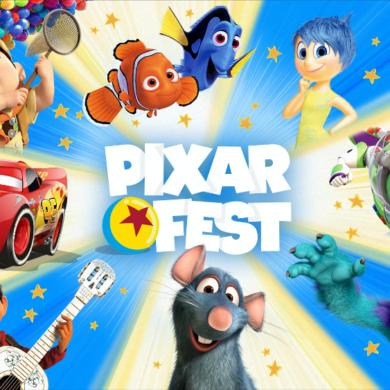 Pixar Fest | Maratona de clássicos da Disney acontece em setembro