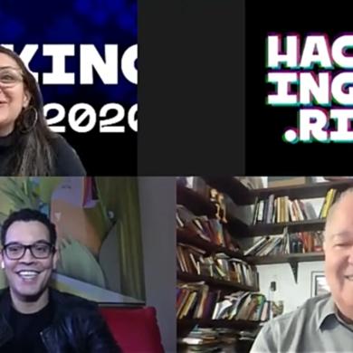 Hacking.RioTalks | Primeiro dia aborda os desafios no pós-pandemia