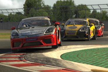 Porsche Esports | Bruno Souza e Emanuel Silva vencem no Canadá