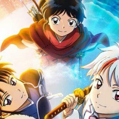 Hanyo no Yashahime   Novo anime de InuYasha estreia em outubro