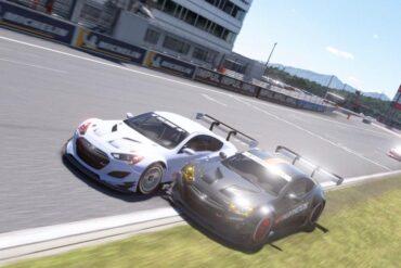 Apexgt esports | Confira a Divisão Profissional 1 de automobilismo virtual