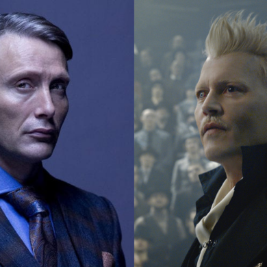 Animais Fantásticos 3   Mads Mikkelsen pode substituir Johnny Depp