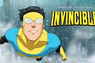 Amazon Prime Video   Anunciado novos nomes para Invincible na CCXP