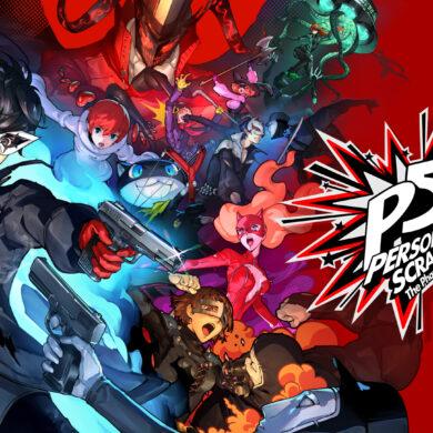 Persona 5 Strikers   Novo jogo é revelado para fevereiro de 2021