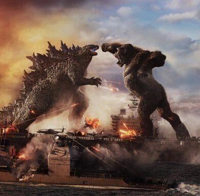 Godzilla vs Kong | Trailer quebra recorde da Warner Bros