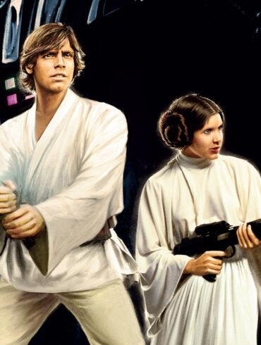 STAR WARS   Novo romance abordará a família Skywalker