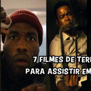 7 Filmes de terror e suspense para assistir em 2021