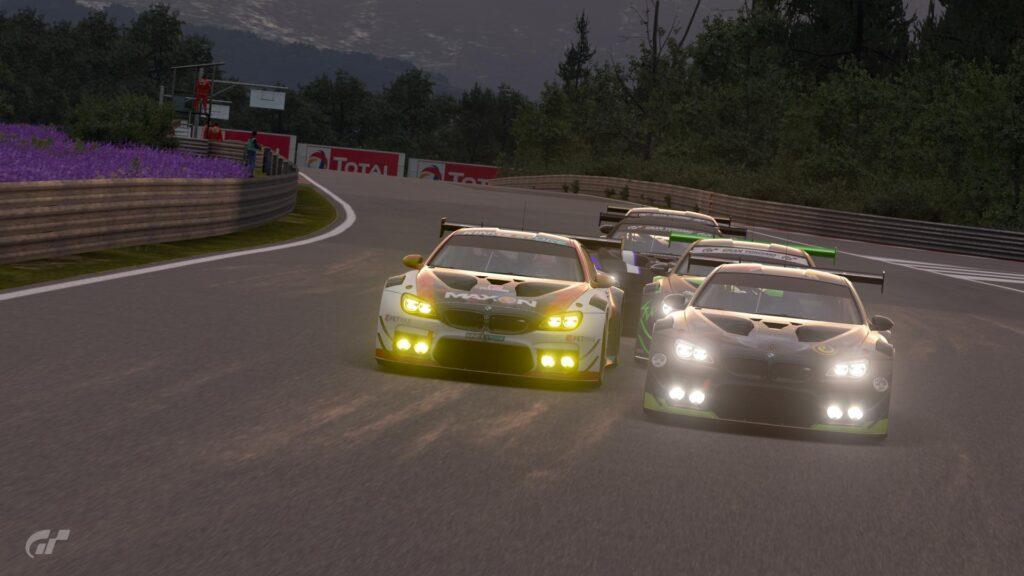 Gran Turismo Sport - ApexGt eSports quarta etapa da Divisão Pro 1.