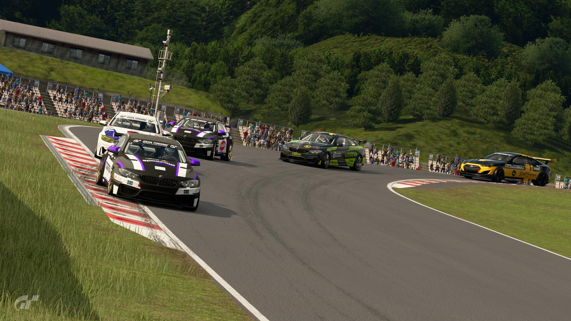 Gran Turismo Sport | ApexGt eSports terceira etapa da Divisão Pro 1