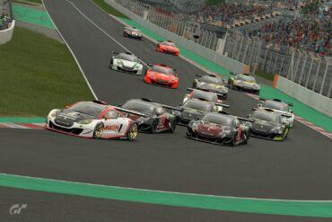 Gran Turismo Sport BTS Pro Sim Series Catalunya