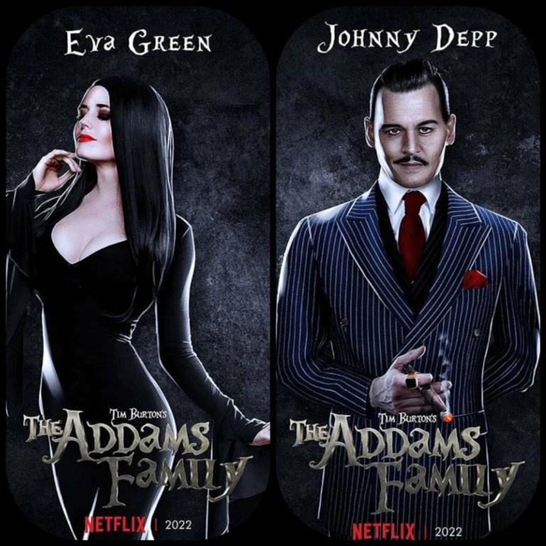 Netflix pôster nova série montagem