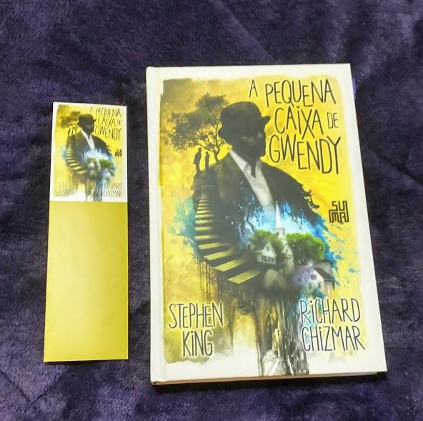 A Pequena Caixa de Gwendy | Um pequeno grande livro de Stephen King