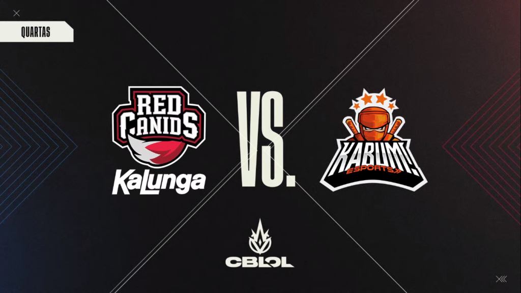 CBLoL 2021 | RED Canids vs KaBuM: Quartas de Final (1º split)