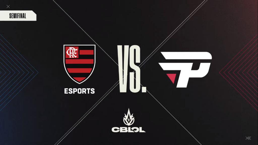 CBLoL 2021   Flamengo vs paiN Gaming: Semifinais (1º split)