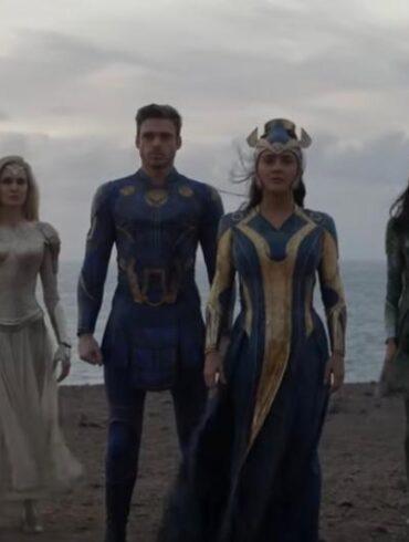 OS ETERNOS   O que podemos esperar desse filme épico da Marvel