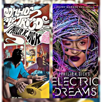 Sonhos elétricos   Livro de distopia baseia série no Prime Video