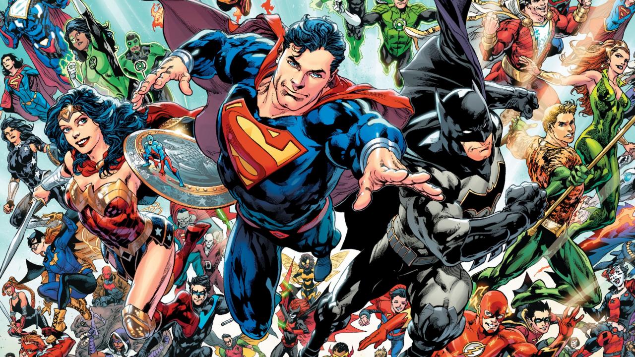 DC   Confira os próximos filmes BlockBusters do universo