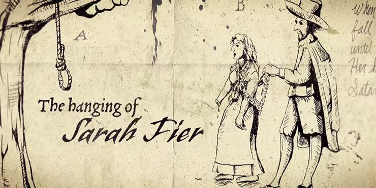 A bruxa Sarah Fier pode ser vítima e não a vilã de Shadyside na trilogia Rua do Medo. A resposta por vir de Sunnyvale e da Família Goode.