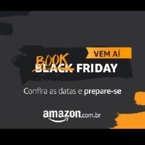 AMAZON | Para alegria dos leitores, vem aí 7ª edição da Book Friday