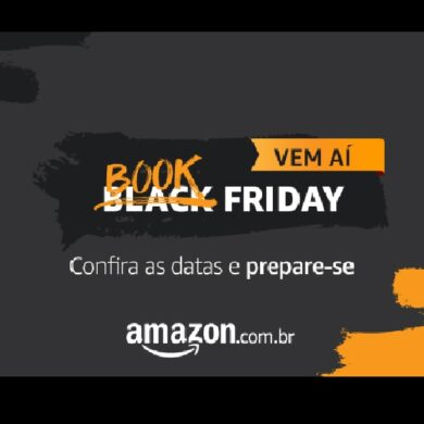 AMAZON   Para alegria dos leitores, vem aí 7ª edição da Book Friday