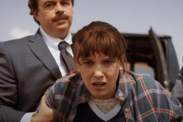 Eleven é capturada em novo teaser de Stranger Things